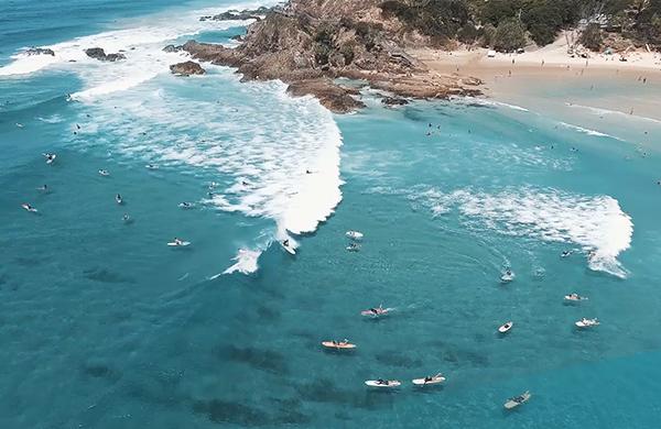 Days 9-12 – Byron Bay