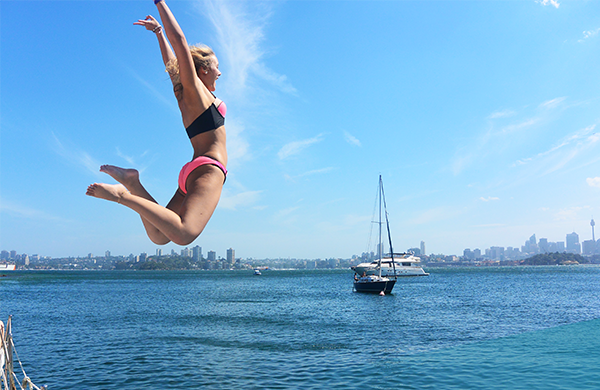 Day 2 – Explore Sydney Harbour