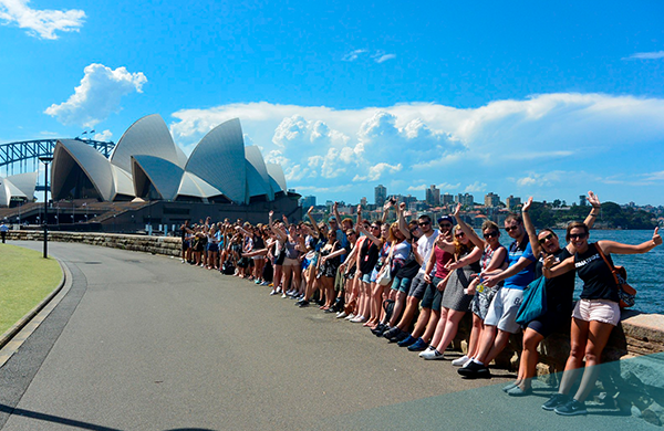 Day 1 – Welcome to Sydney!