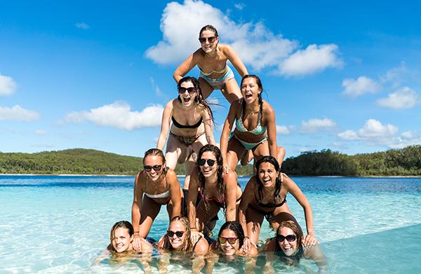 Days 15-17 – Fraser Island