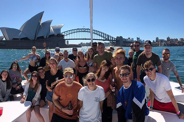DAY 2 Explore Sydney Harbour