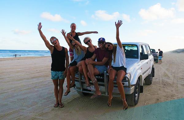 Explore Fraser Island on Ultimate East Coast: 6 Week