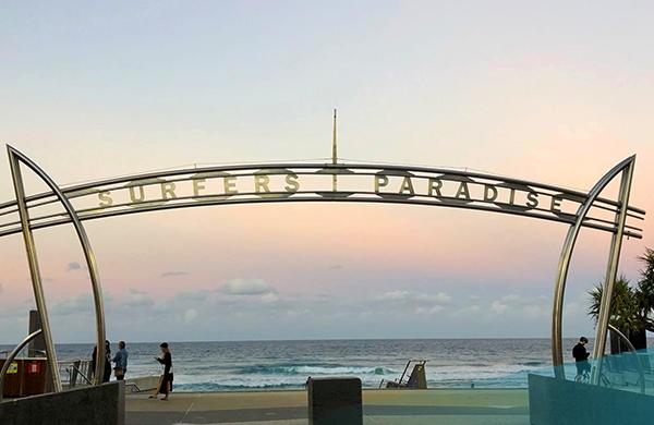 Days 13-15 – Surfers Paradise