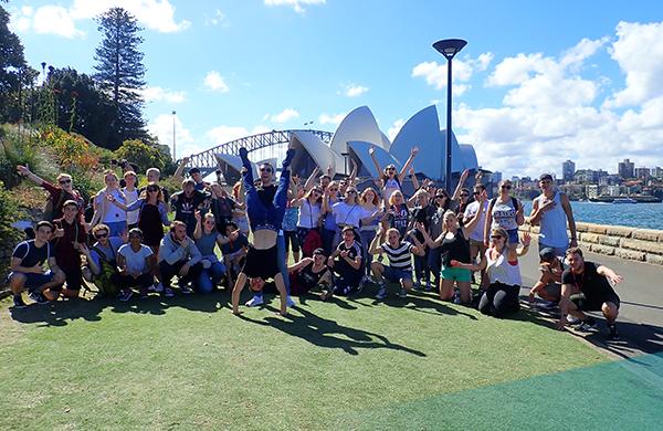 Day 1 – Sydney