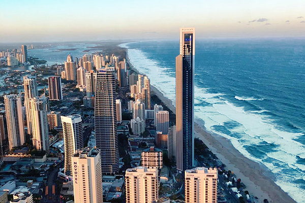 DAY 6 – 8  SURFERS PARADISE