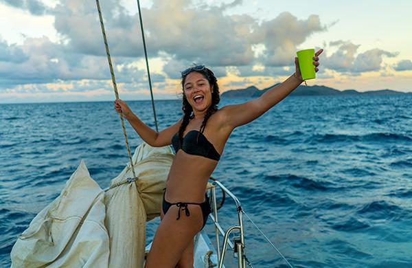 Days 21-23 – Whitsunday Islands