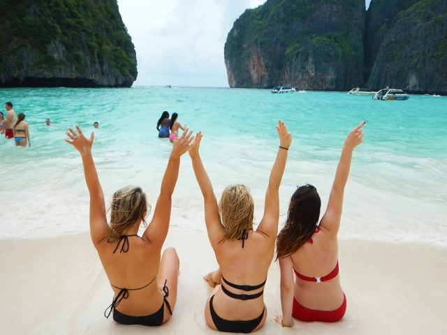 CONSERVING THAILAND'S MAYA BAY – 'THE BEACH'