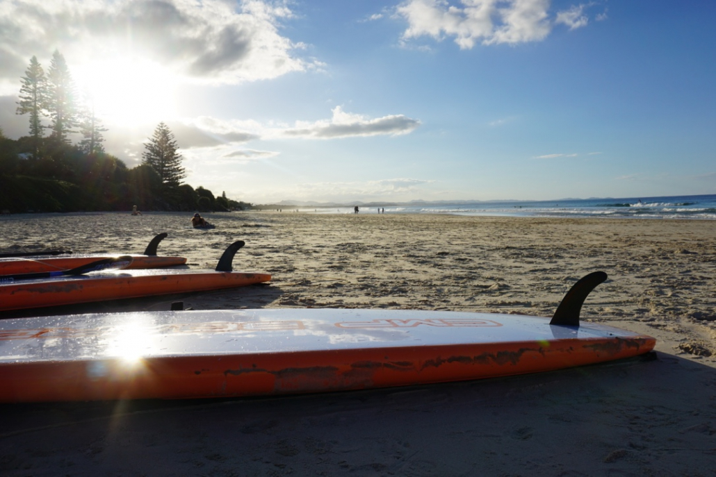 Ultimate East Coast: 5 Week - Byron Bay Surfing