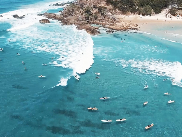 BYRON BAY HAS STOLEN OUR HEARTS
