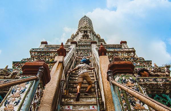 Day 2 – Our Bangkok Bucket List
