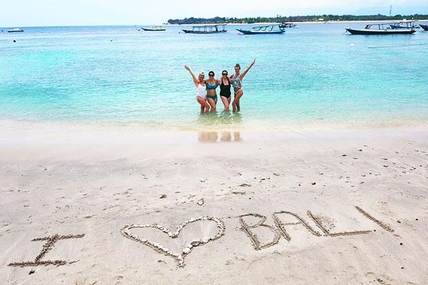 DAY 7  TRAVEL TO GILI ISLANDS