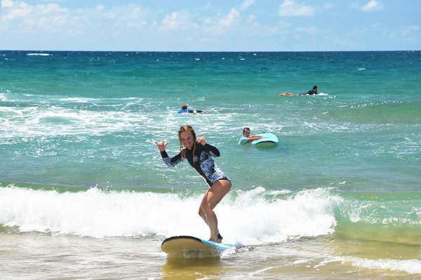 DAYS 4  Surfers Paradise