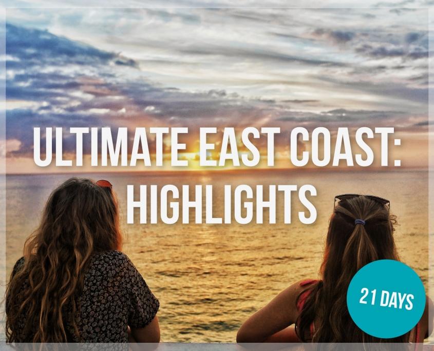 Ultimate East Coast: Highlights