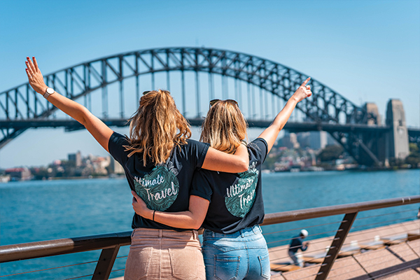 Sydney to Great Barrier Reef - Welcome to Sydney