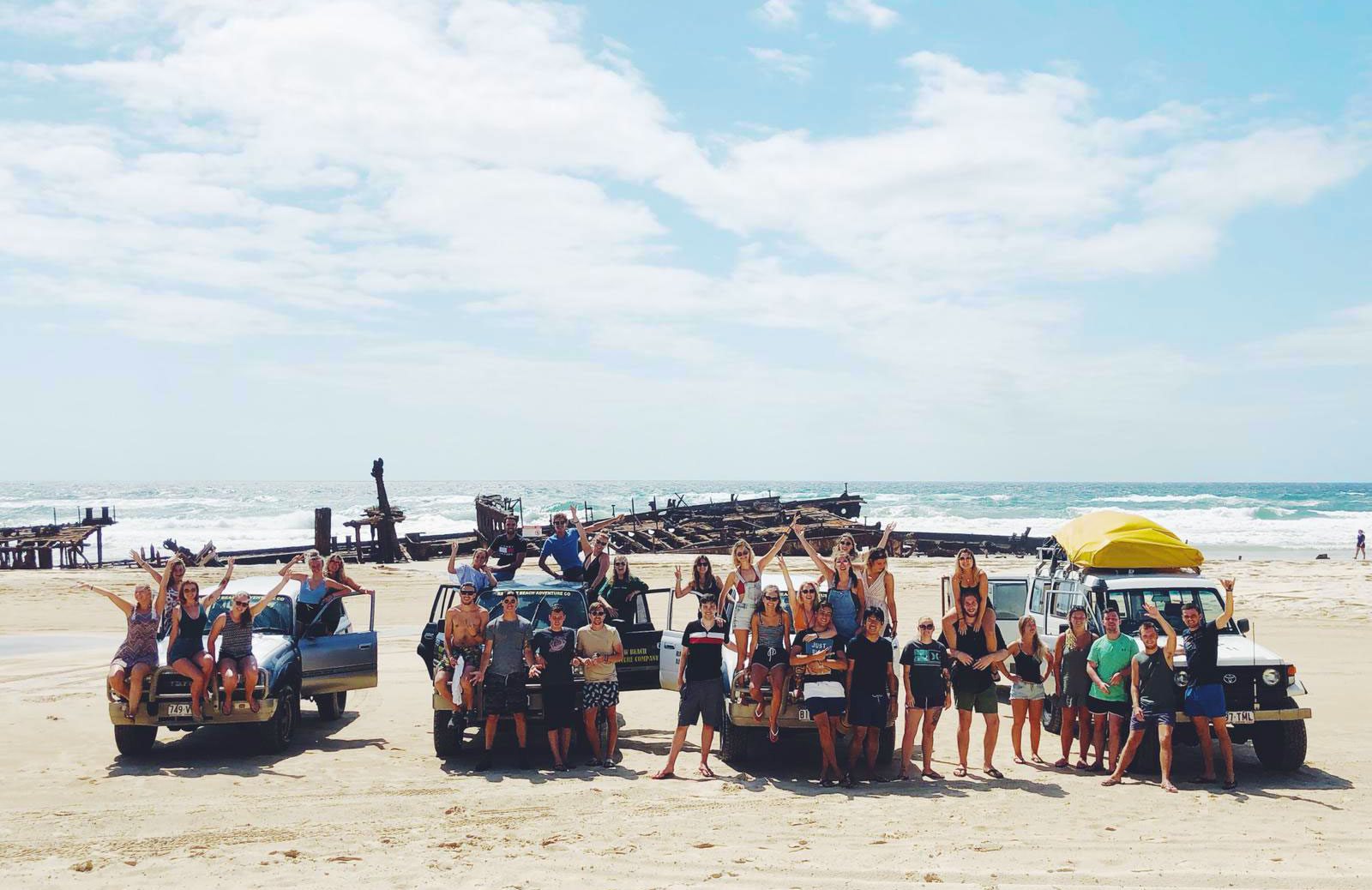 Fraser Island 4x4 - Ultimate East Coast