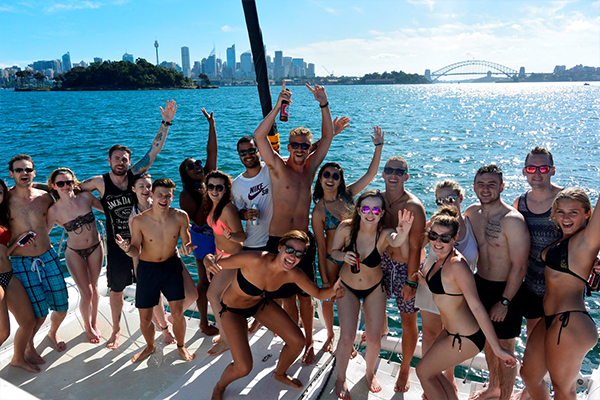 Catamaran Cruise - UltimateOz