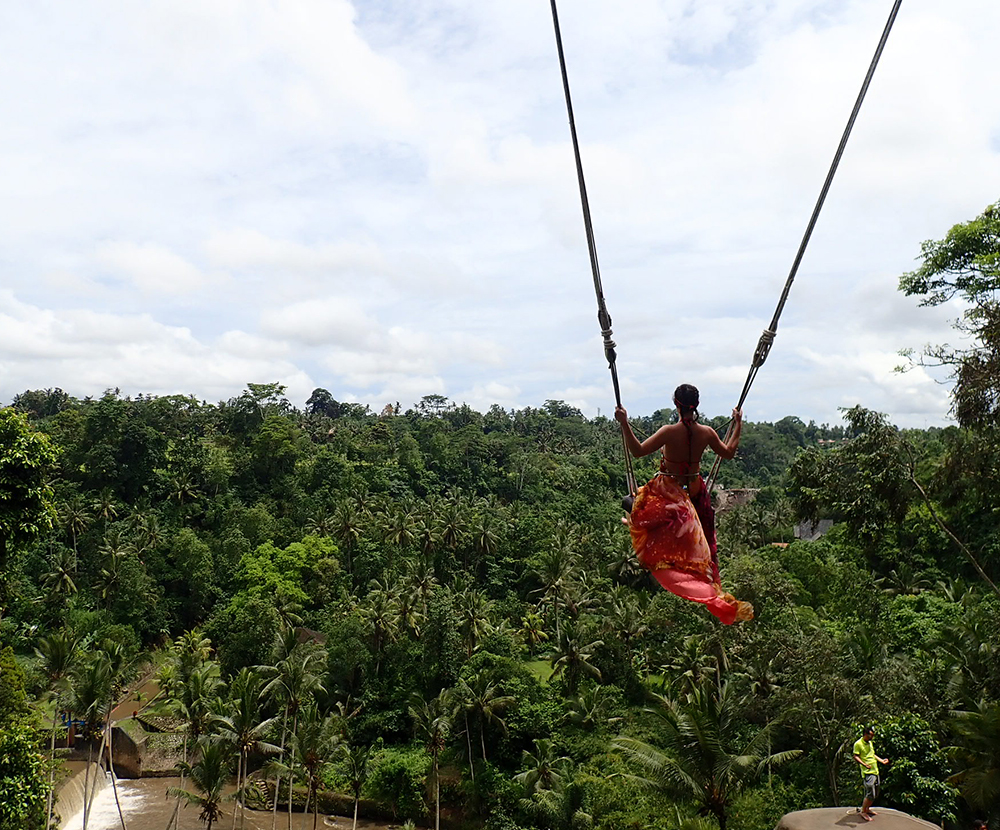 Bali Itinerary Builder