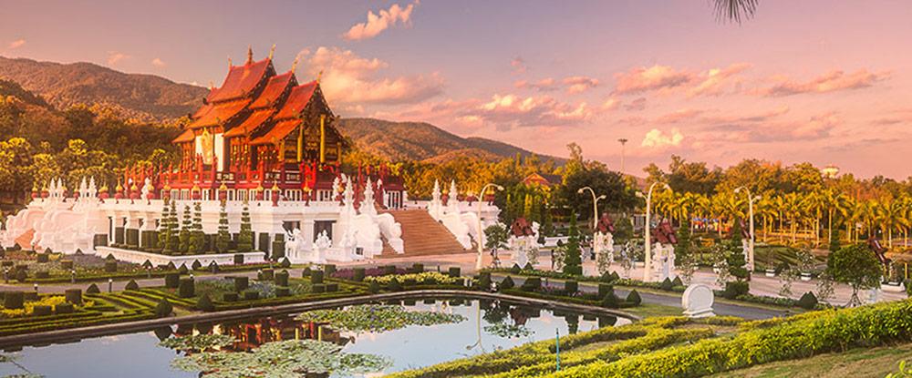 Chiang Mai Media Grid