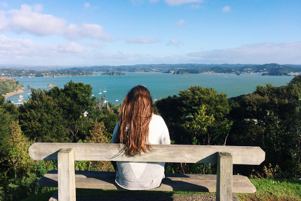 DAY 1  WELCOME TO NEW ZEALAND