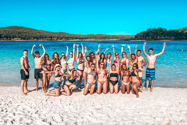DAY 22-24 FRASER ISLAND