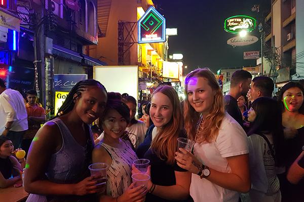 DAY 1 WELCOME TO BANGKOK
