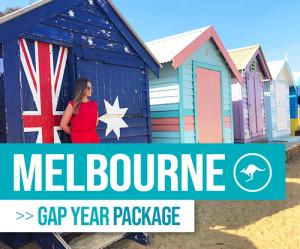 Melbourne Gap Year Adventure