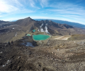 NZ Gap Year - Media Grid Tongariro