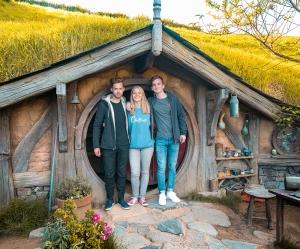NZ - SouthIsland Hobbiton