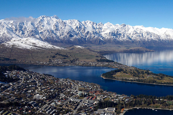DAY 6 – 8  QUEENSTOWN