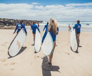 ECFlexi Surf Lesson