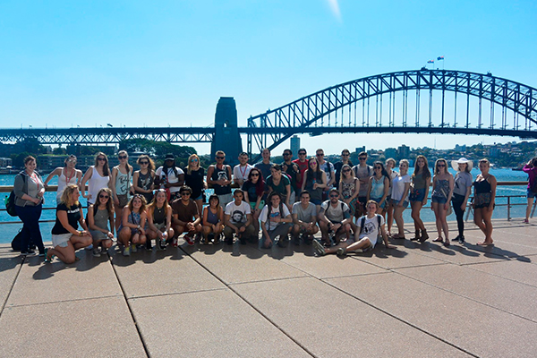 DAY 1 WELCOME TO SYDNEY