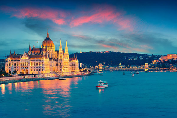 3 NIGHTS BUDAPEST