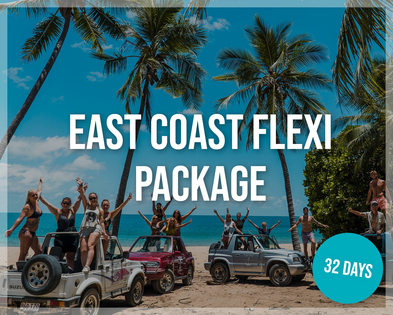 Australia Tour Packages East Coast Package