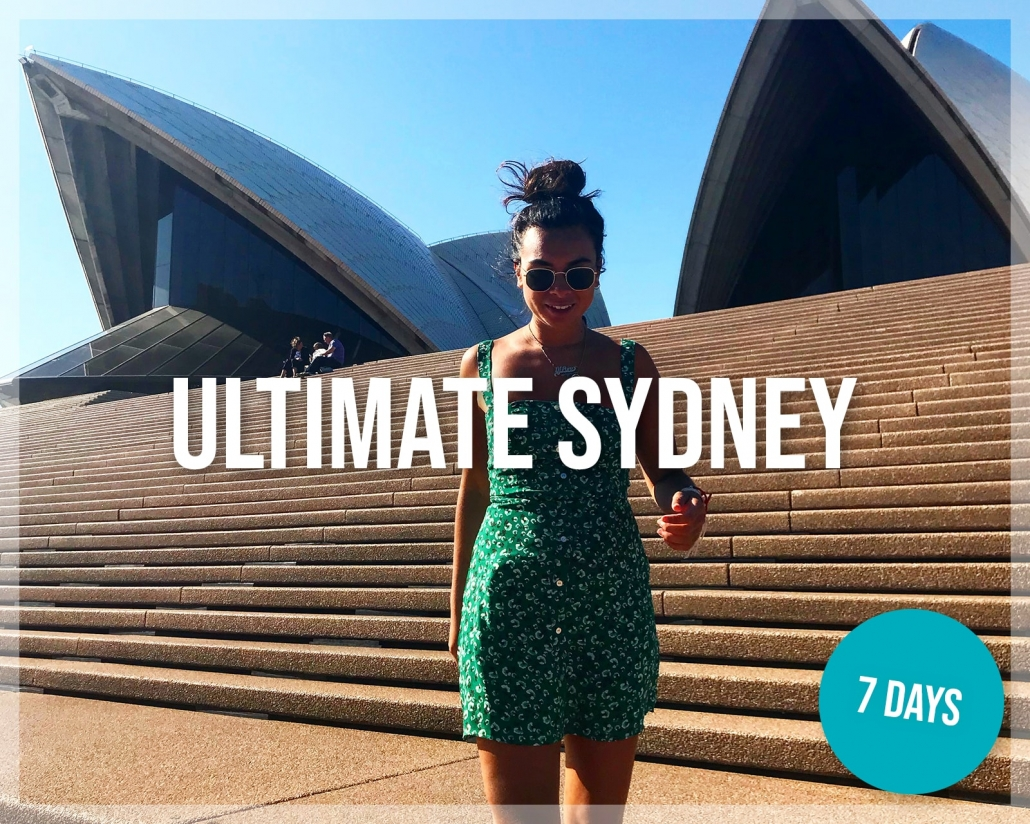 Ultimate Sydney 7 Day Tour