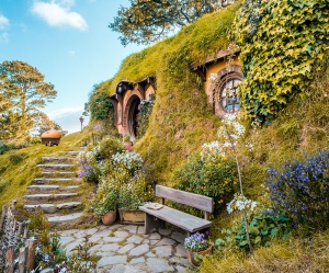 NZ National - Hobbiton