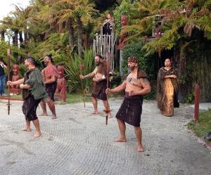 NZ National - Mauri