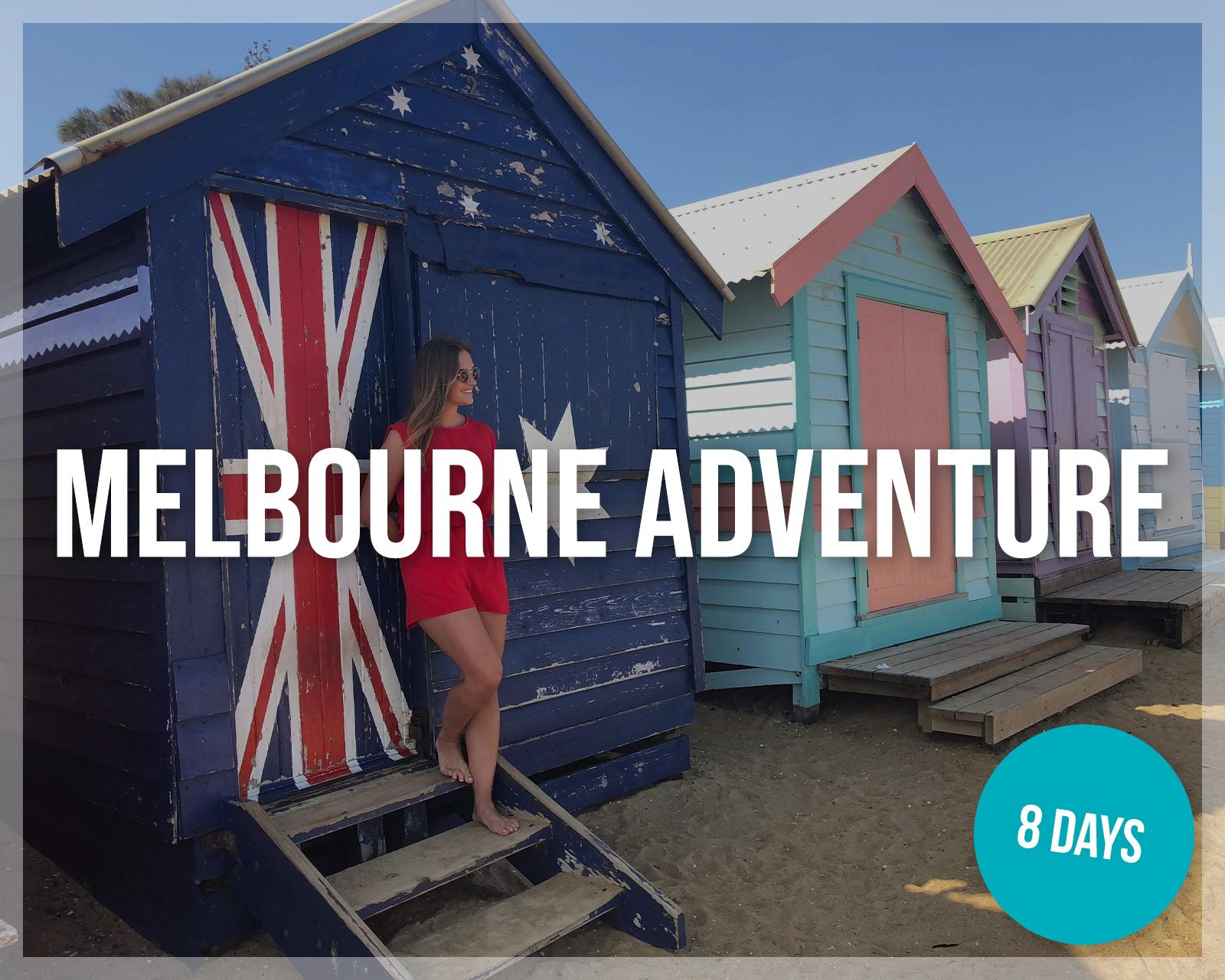 Australia Tour Packages Melbourne Adventure