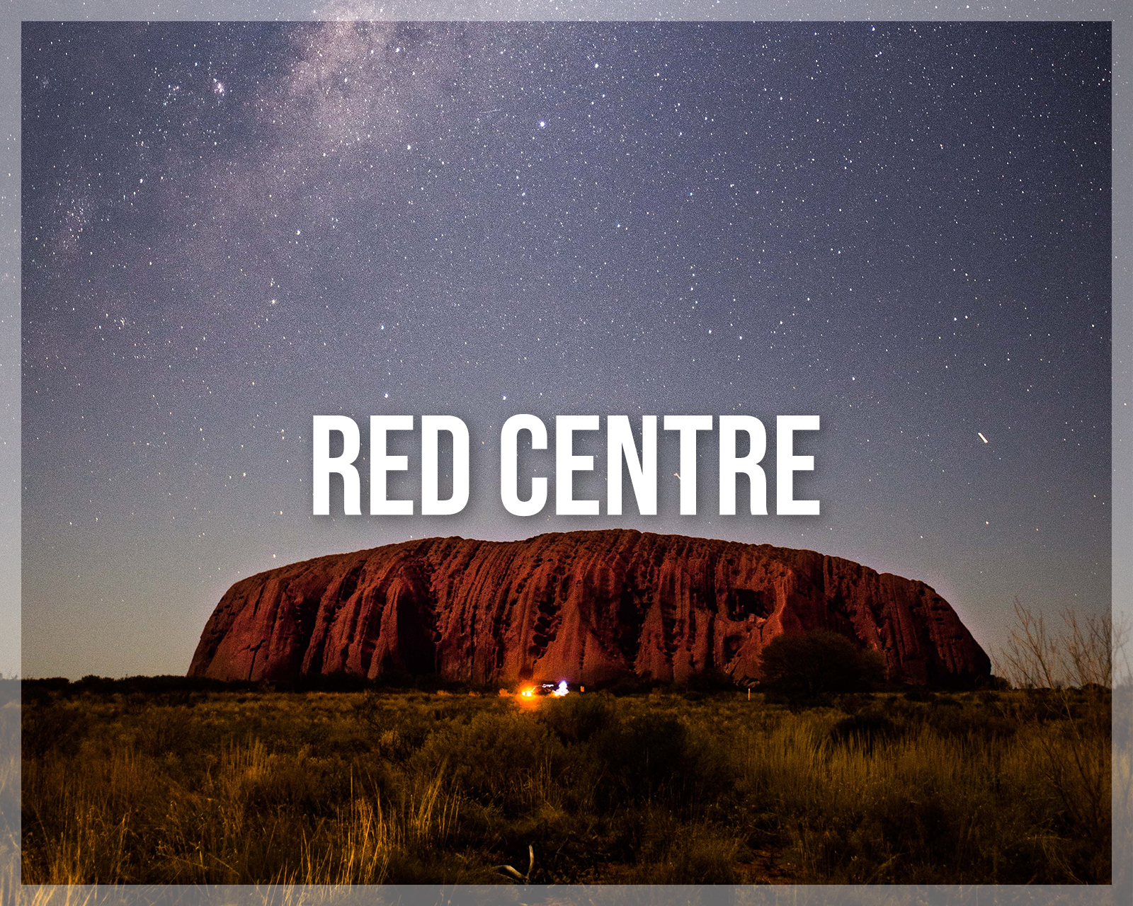 Australia Tour Packages Red Centre Package