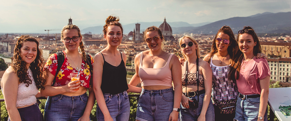 Italy Group Tour - Group