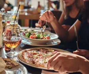 Italy Tour - Pizza