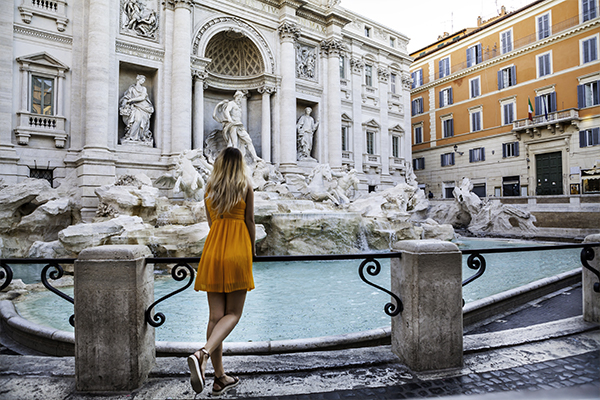 3 NIGHTS  ROME