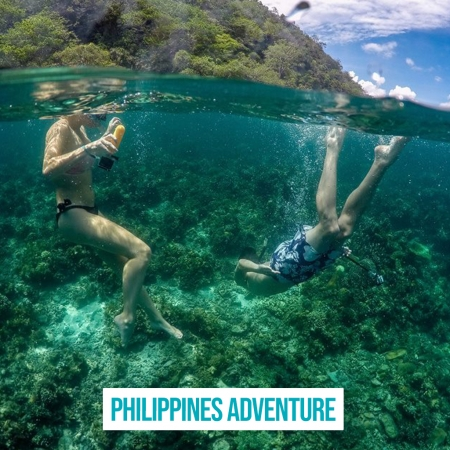 Philippine Group Adventure