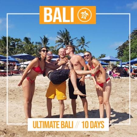 Bali Group Tour