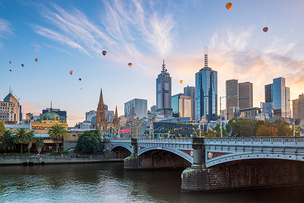 Australia Adventure Tour Melbourne