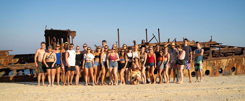 Australia Adventure Tour - Epic Australia Fraser Island