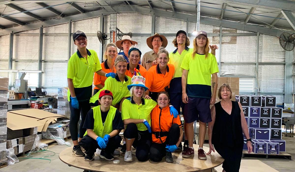 88 Day Farmwork in Australia
