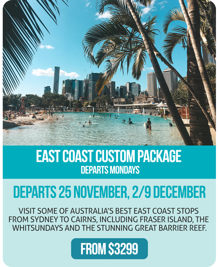 Ultimate Christmas Specials - East Coast Custom Package