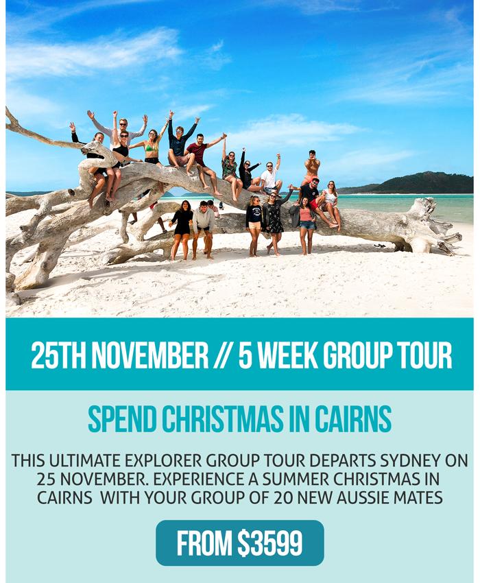 Ultimate Christmas Specials - 25th November 5 Week East Coast