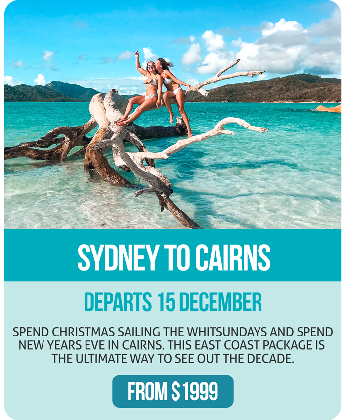 Ultimate Christmas Specials - Sydney to Cairns