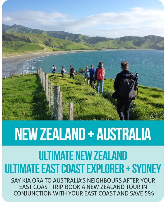 Ultimate New Zealand + Ultimate East Coast Combo
